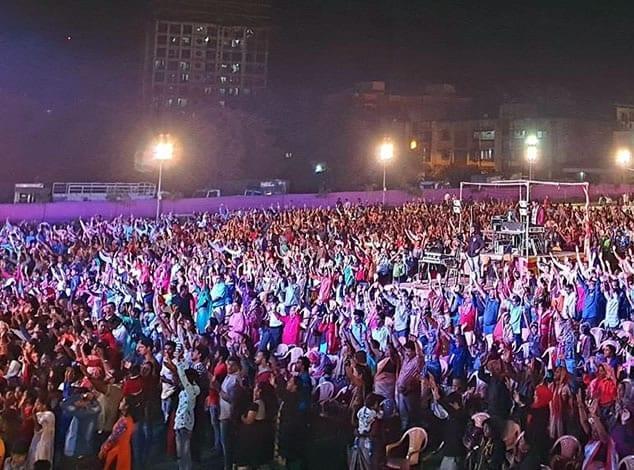 Mumbai Mass Miracle Crusade Meeting Feb 2019