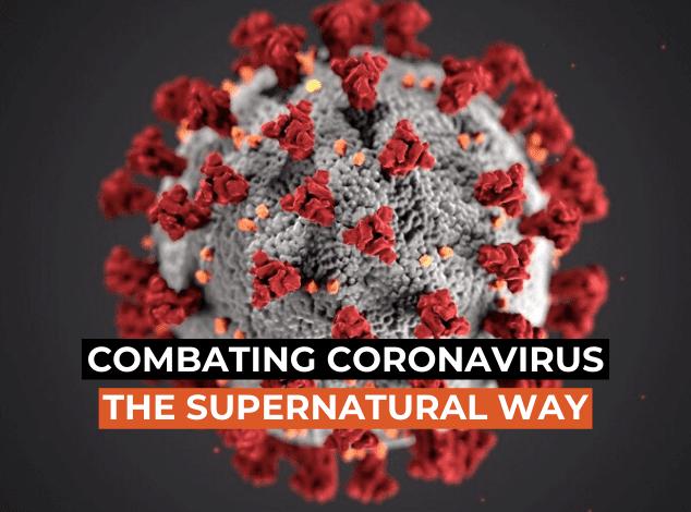 Combating COVID19 the Super Natural Way